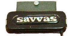 Μαγνήτης Μπουζουκιού SAVVAS Μαύρος