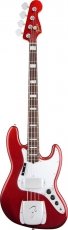 Fender 50th Anniverary Jazz Bass Candy Apple Red